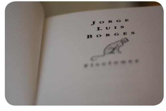 Taller literario: Borges y sus cuentos 1
