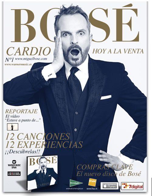 Miguel Bosé reinventado 1