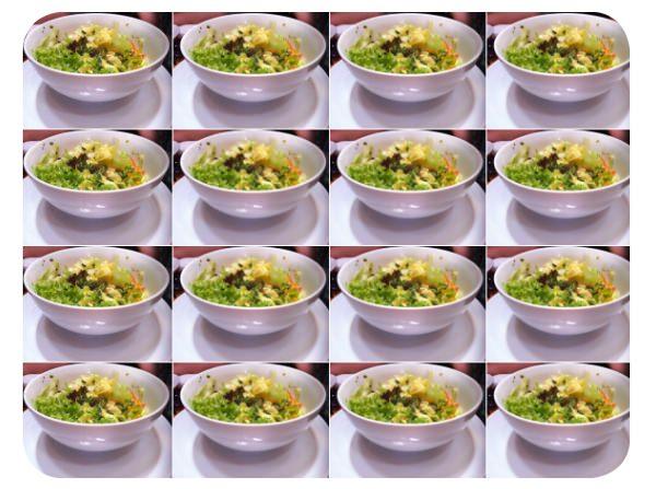 Me aburrí de los bowls de ensalada 1