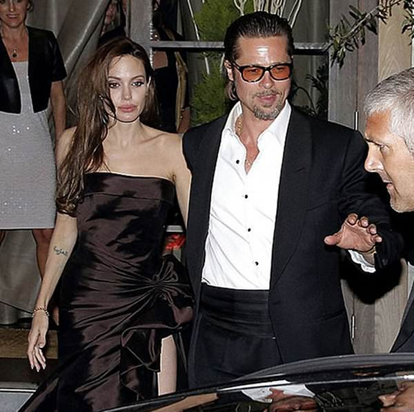 Brad Pitt ya no es mino 1