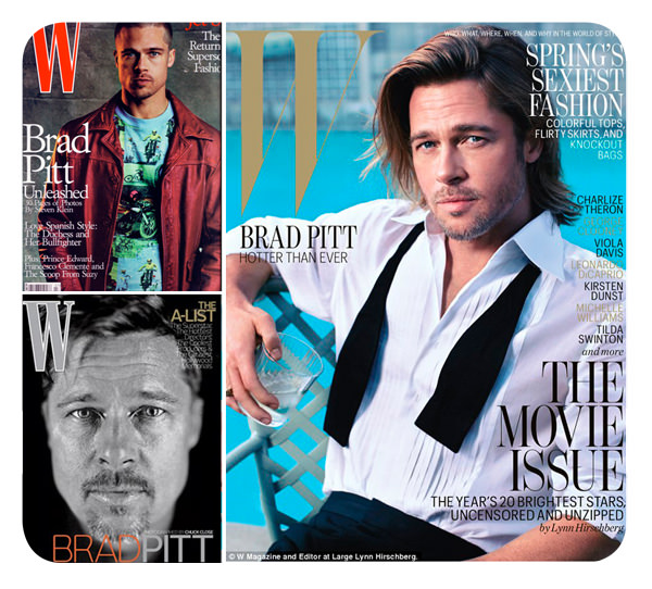 Brad Pitt ha vuelto 1