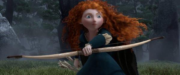 Brave, la nueva película de Pixar 1