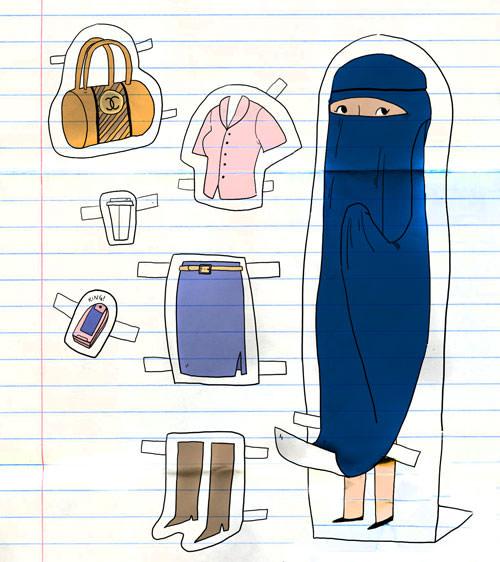 Burka en España: no va más? 1