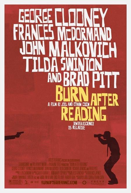 Este lunes en Cinecanal: Burn after reading 1
