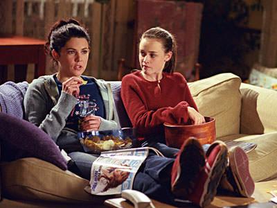 Parejas de serie: Rory y Lorelai Gilmore 1