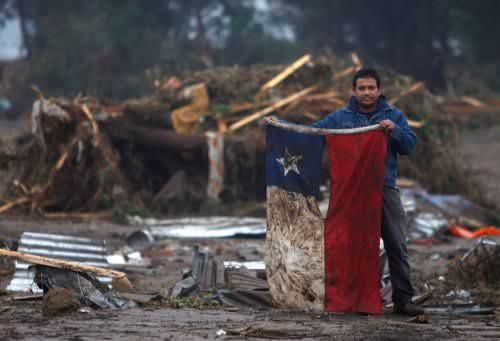 Terremoto en Chile: seguir adelante 1