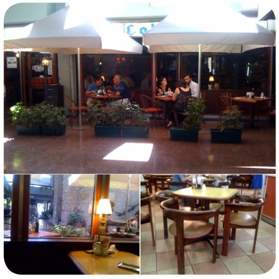 La tradición de almorzar en el Café Colonia 1