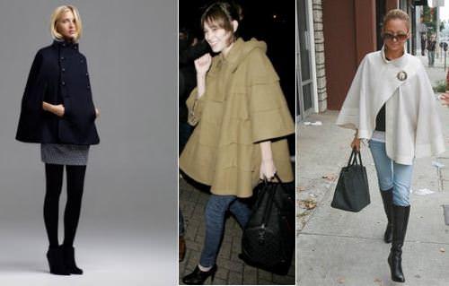 La elegancia de la capa invernal 1