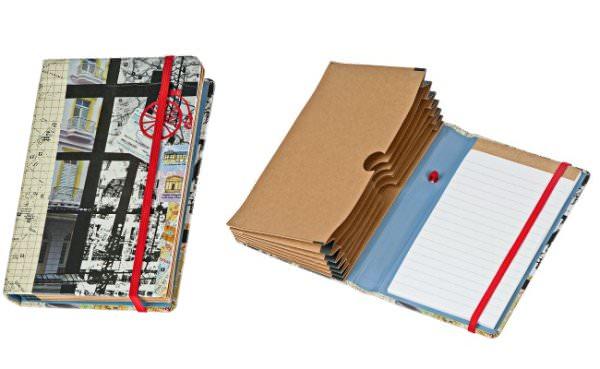 Mini carpeta/porta documentos de viaje 1