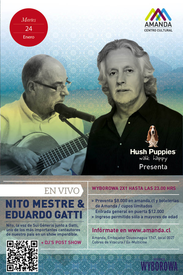 Nito Mestre & Eduardo Gatti 1