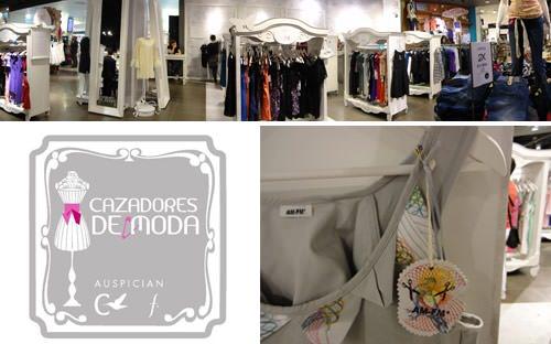 Cazadores de Moda al retail 1