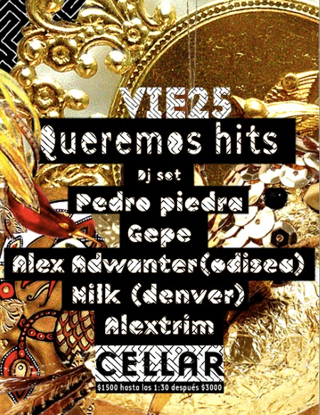 VIE/25/06 Fiesta Queremos Hits 1