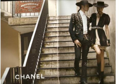 Un giro en la colección Chanel 3