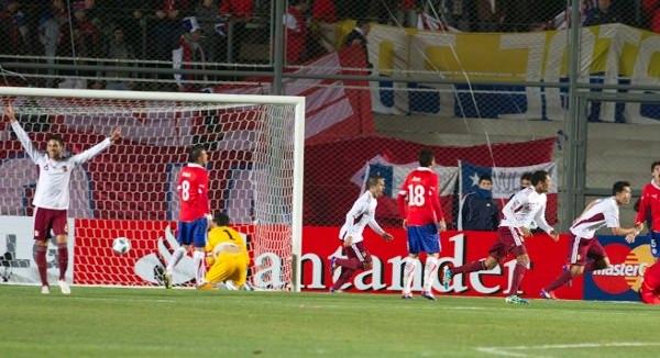 Copa América: perder apesta 1