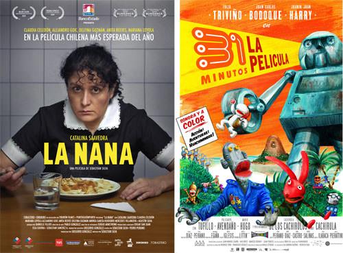 Cine chileno gratis en la zonas afectadas por el terremoto 1
