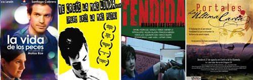 Martes 31, día del cine chileno 1