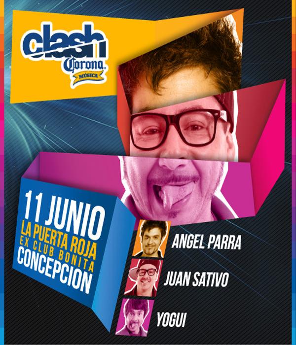 SAB/11/06 Corona Clash en Concepción 1
