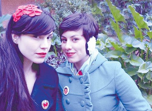 Invitadas: Cotelisima (Carolina y Maria José Castro) 1