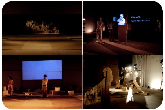 Cristo del Teatro de Chile, otra oportunidad 1