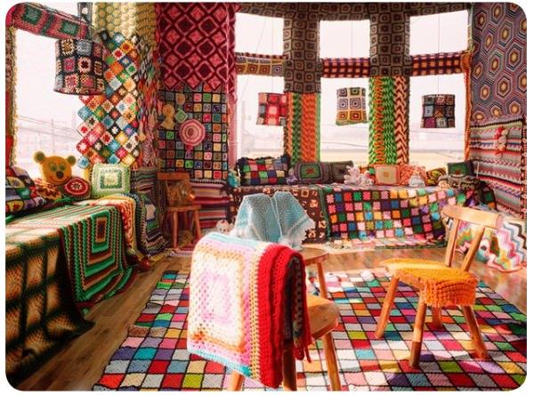Obsesionada con los <em>granny square</em> en crochet 1