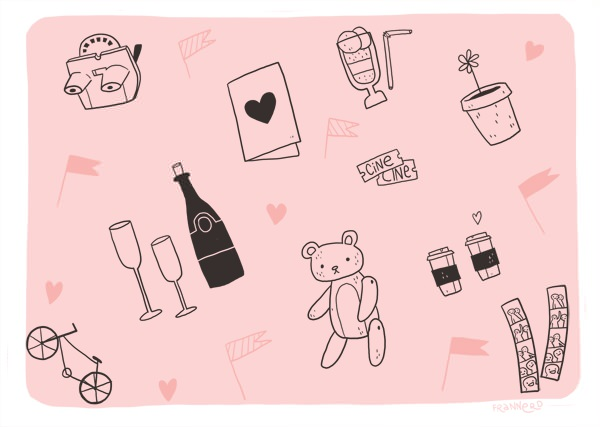 Celebraciones románticas, qué y cómo 1