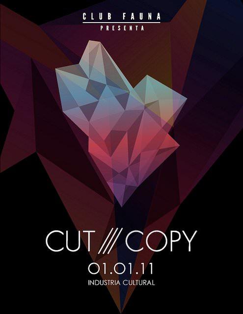 Fiesta de año nuevo con Cut Copy en Chile! 1