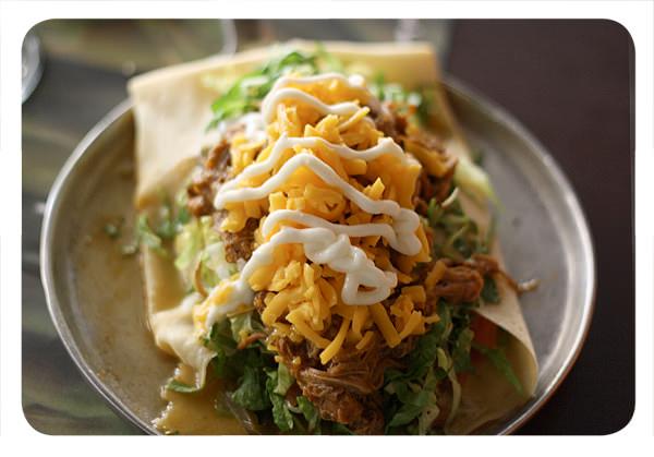 Dónde almorzar: Creppes & Waffles 3