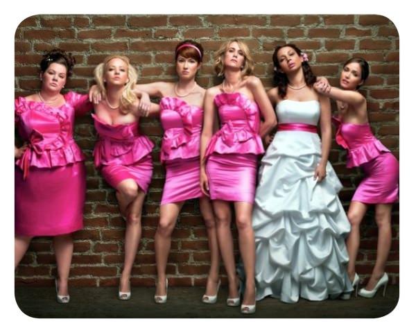 Mini premiere de Bridesmaids (Damas en Guerra): Zancada invita! 1
