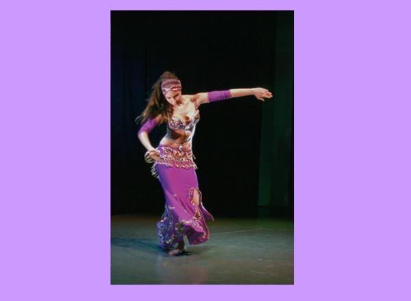 Clases de Danza Árabe a domicilio 1