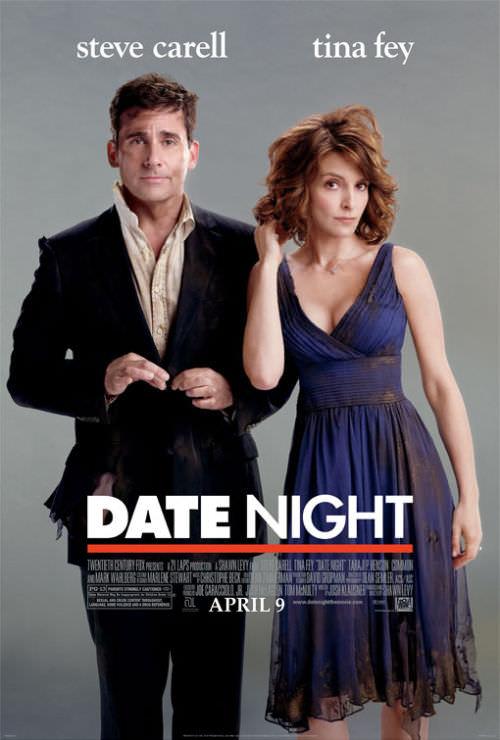 Date Night, la película de Tina Fey y Steve Carell 1