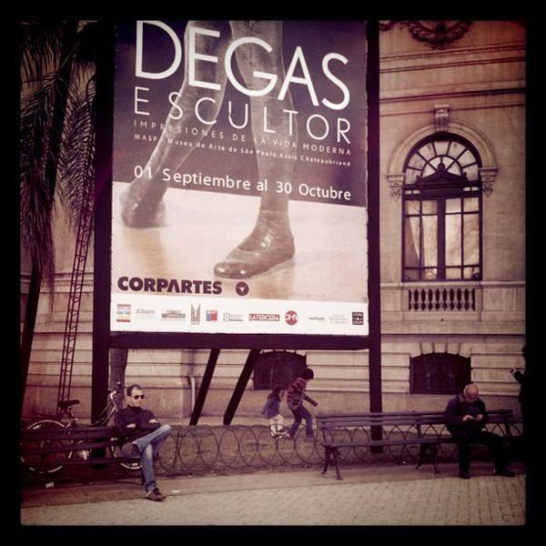 Las esculturas de Degas en el Museo de Bellas Artes 1