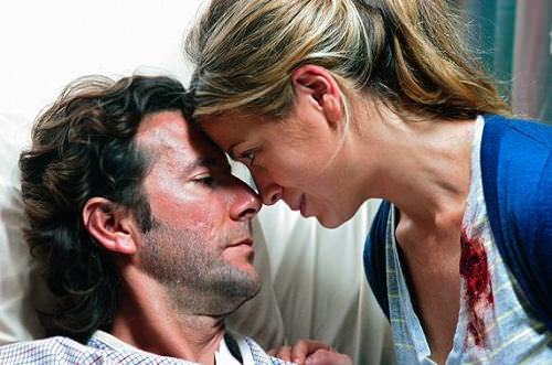 Parejas de series: Penelope Widmore y Desmond Hume de Lost 1