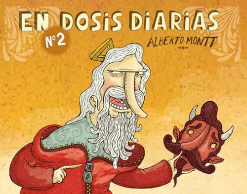 Dosis Diarias 2: lo nuevo de Alberto Montt 1