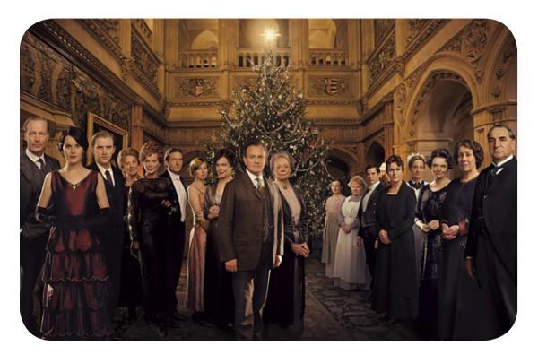 El especial navideño de Downton Abbey 1