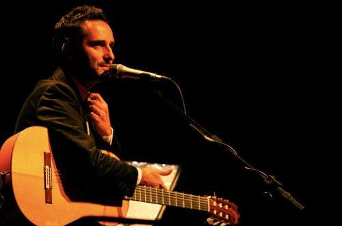Jorge Drexler en Santiago: intenso 1