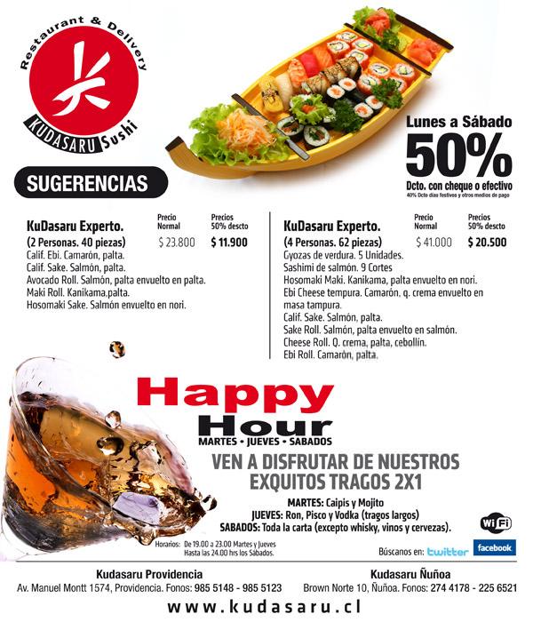 Kudasaru Sushi 1