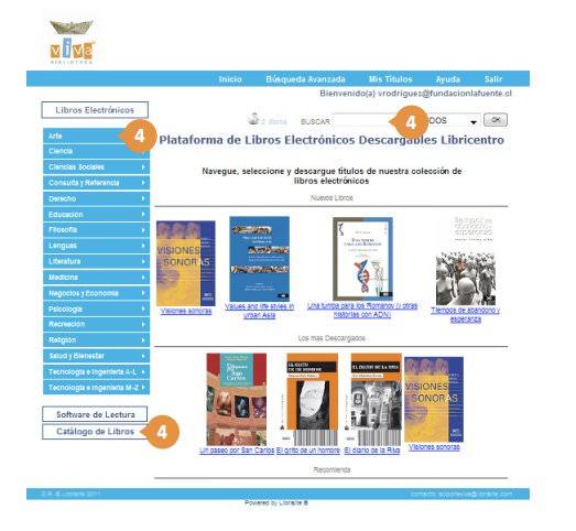 Biblioteca Viva inicia préstamo de eBooks 2
