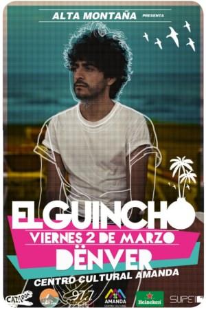 El Guincho en Chile 1