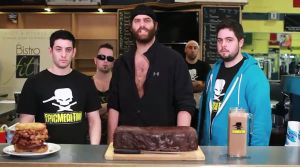 Epic meal time: chanchada profesional 1