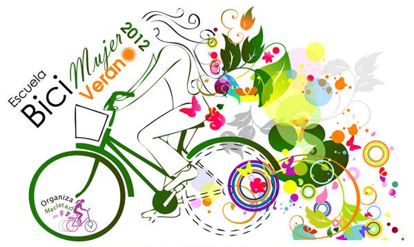 Aprender a andar en bici de grande 1
