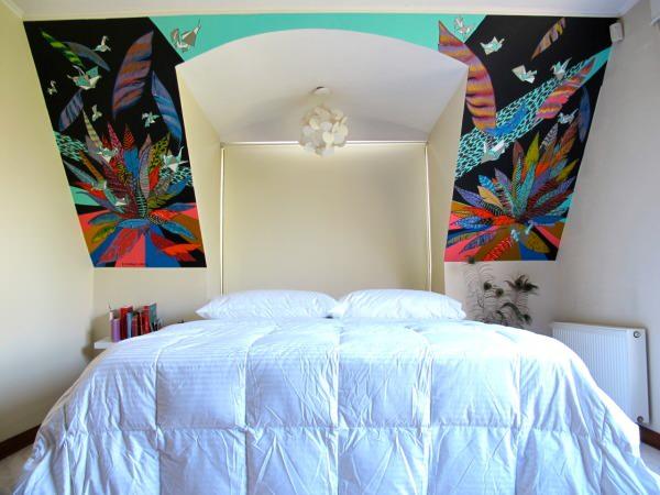 Coni y Trini Están Pintando: murales en espacios públicos y privados 1