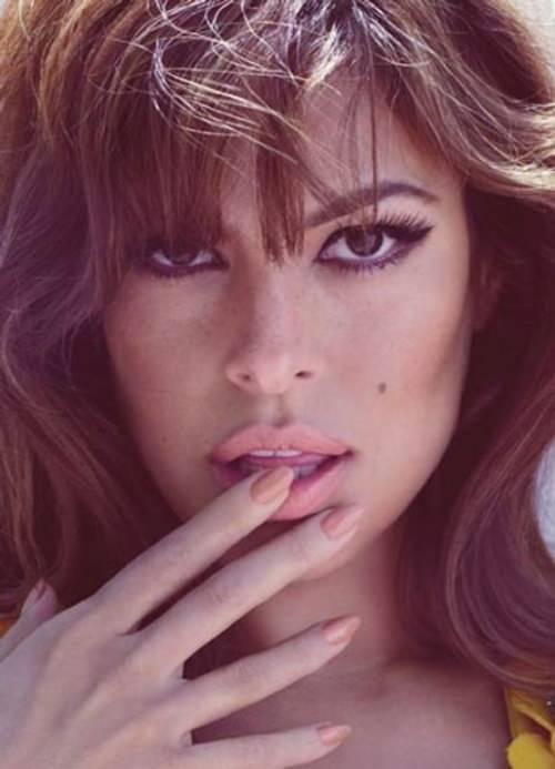 Eva Mendes en la portada de W 2