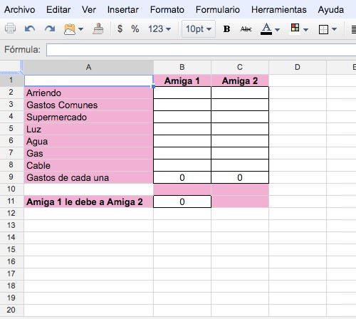 Especialista: Excel para la vida diaria 1