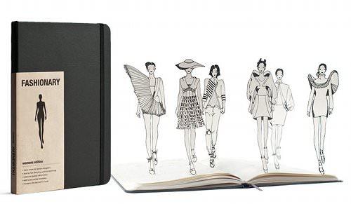 Fashionary, la Moleskine de diseñadores 1