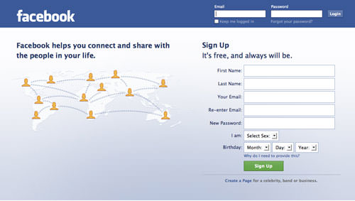 Cuándo tu hijo se mete a Facebook 1