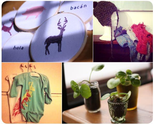 Feria bajo el castaño: productos caseros y artesanales 1