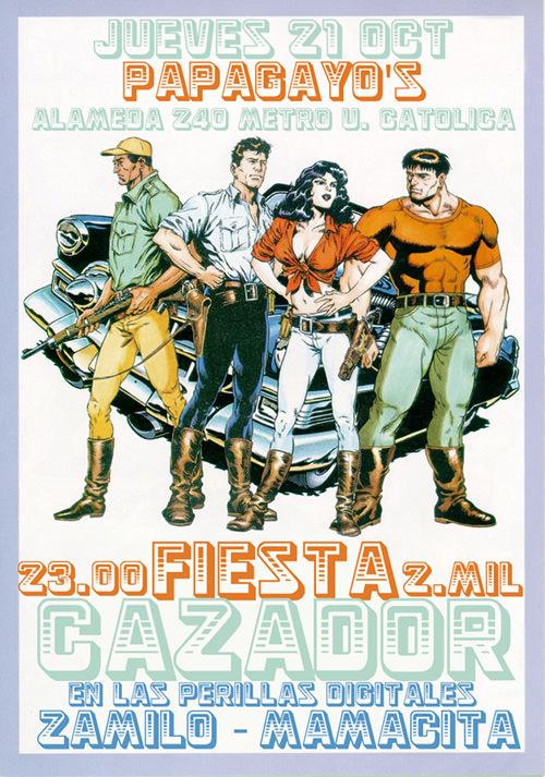 JUE/21/10 Fiesta Cazador 1