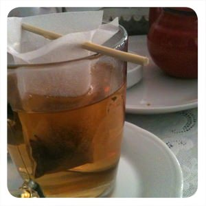 Filtros para el té 1