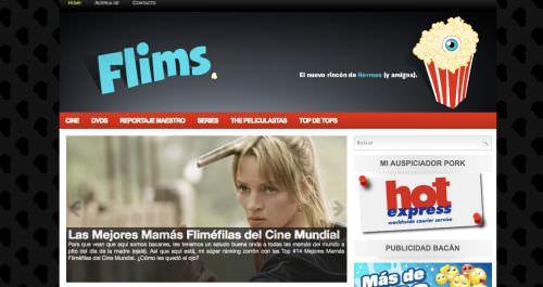 Flims.cl: el nuevo rincón de Hermes 1