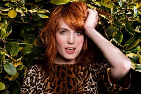 La energía en las canciones de Florence + the Machine 1